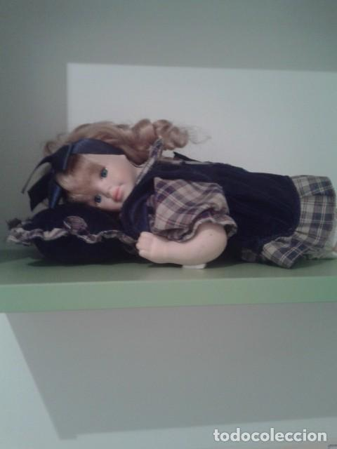 Muñecas Porcelana: MUÑECA PORCELANA AÑOS 90 - Foto 5 - 62405684