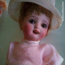Muñecas Porcelana: MUÑEQUITA DE PORCELANA ANTIGUA. Lote 63420504