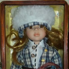 Muñecas Porcelana: MUÑECA DE COLECCIÓN.. Lote 63811546