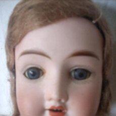 Muñecas Porcelana: ANTIGUA MUÑECA DE PORCELANA. Lote 65801454