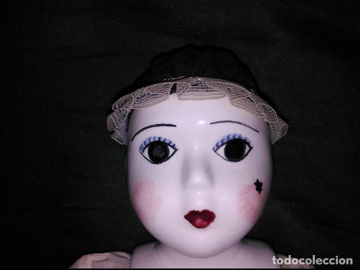 Muñecas Porcelana: antigua muñeca cara pies y manos de porcelana - Foto 6 - 65956094