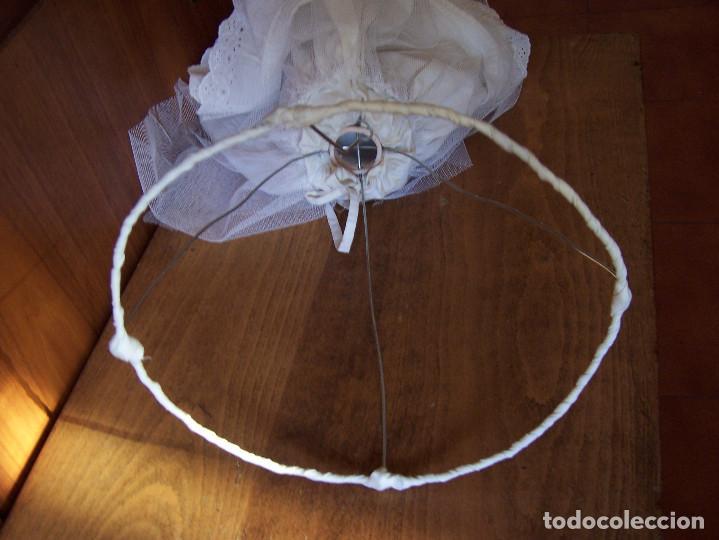 Muñecas Porcelana: Muñeca con cuerpo de porcelana y armazón de alambre. Altura 36 cm. - Foto 8 - 66346366