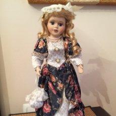 Muñecas Porcelana: MUÑECA PORCELANA. Lote 66986918