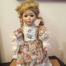 Muñecas Porcelana: MUÑECA PORCELANA. Lote 66987626