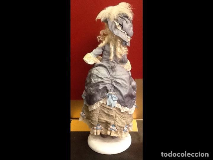 Muñecas Porcelana: Muñeca de Época / autómata / - Foto 2 - 67293541