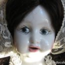 Muñecas Porcelana: MUÑECA DE PORCELANA MUY ANTIGUA IDEAL COLECCIONISTAS. Lote 67973445