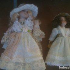 Muñecas Porcelana: MUÑECAS DE COLECCION PORCELANA. Lote 69795757