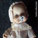 Muñecas Porcelana: MUÑECA ANTIGUA ITALIANA .BEBE. BISCUIT. Lote 69869509