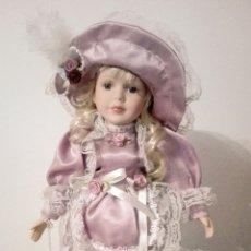 Muñecas Porcelana: MUÑECA PORCELANA. Lote 71954962