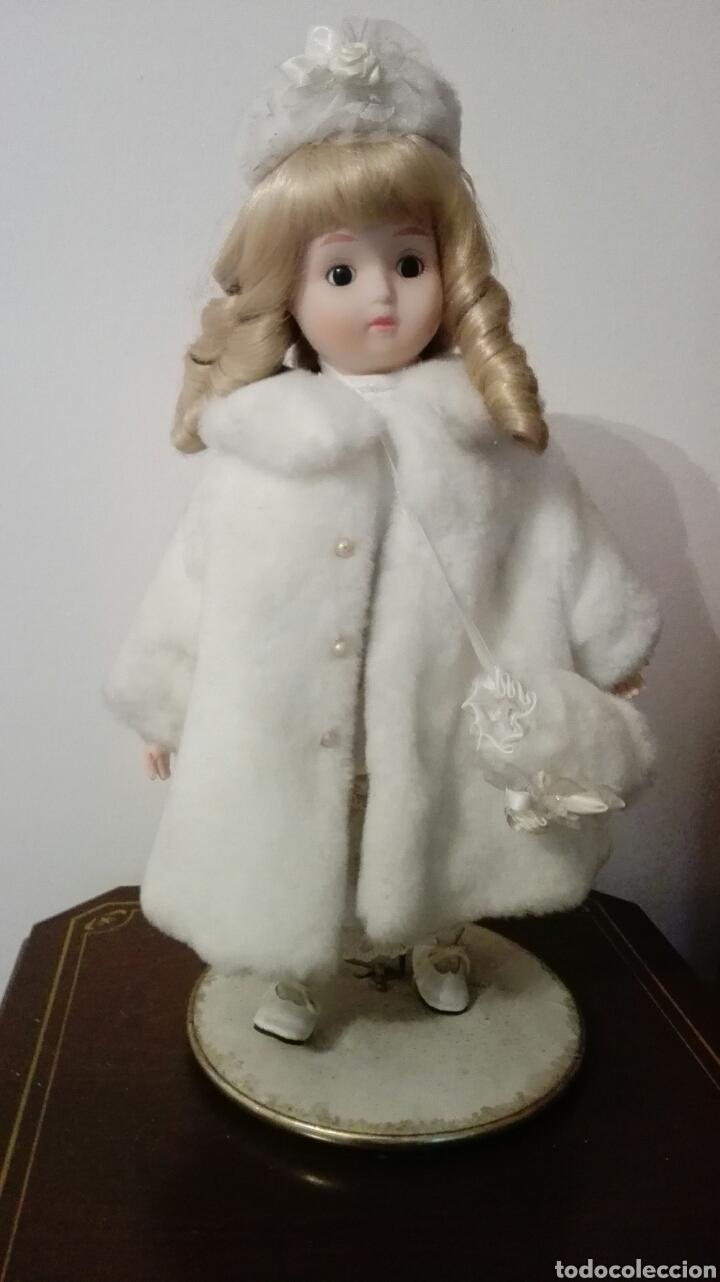 Muñecas Porcelana: Antigua muñeca de porcelana - Foto 2 - 71958926