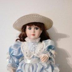 Muñecas Porcelana: MUÑECA DE PORCELANA. Lote 71960553