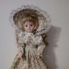Muñecas Porcelana: MUÑECA DE PORCELANA. Lote 71961986