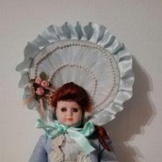 Muñecas Porcelana: ANTIGUA MUÑECA DE PORCELANA. Lote 71963063