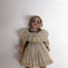 Muñecas Porcelana: MUÑECA DE PORCELANA 12.5 CM.. Lote 72060451