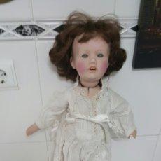 Muñecas Porcelana: MUÑECA BISCUIT.AÑOS 50. Lote 72700546