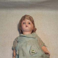 Muñecas Porcelana: ANTIGUA MUÑECA FSF ANDADORA. Lote 73490857