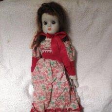 Muñecas Porcelana: MUÑECA PORCELANA 40 CM. Lote 75888227