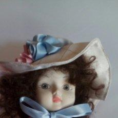 Muñecas Porcelana: MUÑECA PORCELANA. Lote 75929731