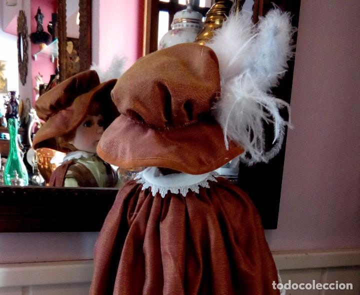 Muñecas Porcelana: MAXIMILIAM, PAJE DE PORCELANA ALEMANA BISCUIT - SERIE LIMITADA -CERTIFICADO-EXPOSITOR - Foto 9 - 147789921