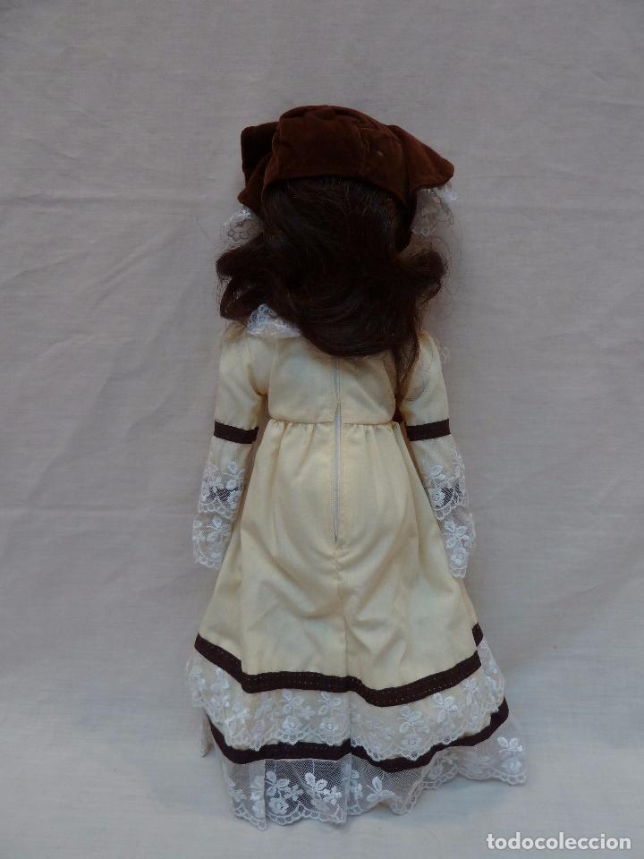 Muñecas Porcelana: MUÑECA ALEMANA DE PORCELANA - 45,5 CM DE ALTO - AÑOS 70 - Foto 4 - 77912485