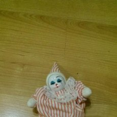 Muñecas Porcelana: PIERROT CON CARA DE PORCELANA. Lote 78883145