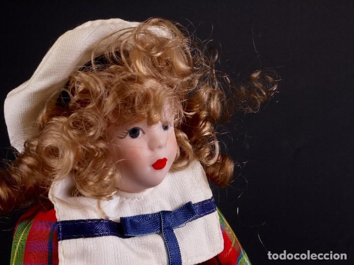 Muñecas Porcelana: LOTE 3 MUÑECAS PORCELANA - Foto 13 - 79025345