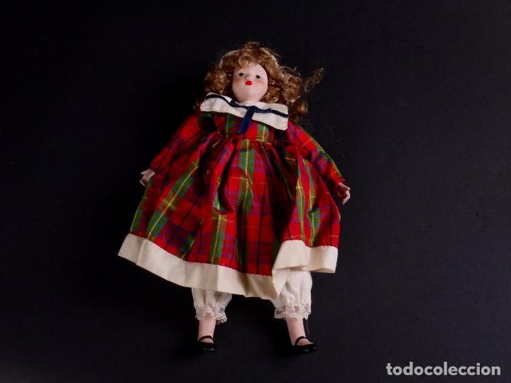 Muñecas Porcelana: LOTE 3 MUÑECAS PORCELANA - Foto 14 - 79025345