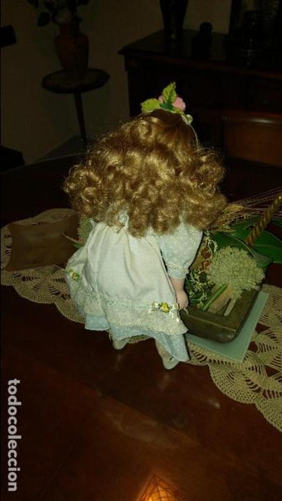 Muñecas Porcelana: Preciosa muñeca de porcelana - Foto 3 - 79623405