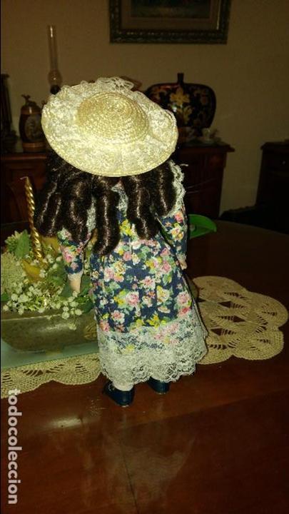 Muñecas Porcelana: Preciosa muñeca de porcelana Elizabeth de Promenade Collection, numerada - Foto 3 - 79623865