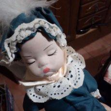 Muñecas Porcelana: BEBÉ DE PORCELANA. Lote 81014740