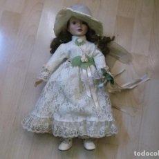 Muñecas Porcelana: MUÑECA DE PORCELANA. Lote 85505684