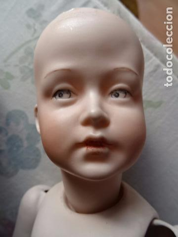 Muñecas Porcelana: MUÑECA DE PORCELANA DE NOMBRE FAYE - SIMON & HALBING S & H 150 - REPRODUCCIÓN - Foto 3 - 83283864