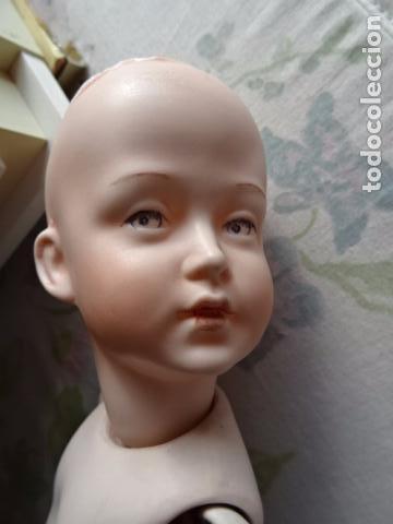 Muñecas Porcelana: MUÑECA DE PORCELANA DE NOMBRE FAYE - SIMON & HALBING S & H 150 - REPRODUCCIÓN - Foto 4 - 83283864