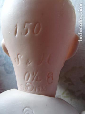 Muñecas Porcelana: MUÑECA DE PORCELANA DE NOMBRE FAYE - SIMON & HALBING S & H 150 - REPRODUCCIÓN - Foto 5 - 83283864