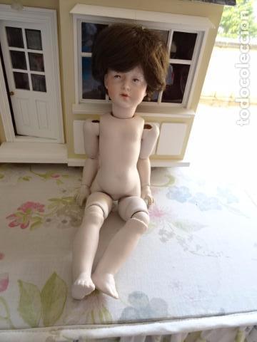 Muñecas Porcelana: MUÑECA DE PORCELANA DE NOMBRE FAYE - SIMON & HALBING S & H 150 - REPRODUCCIÓN - Foto 10 - 83283864