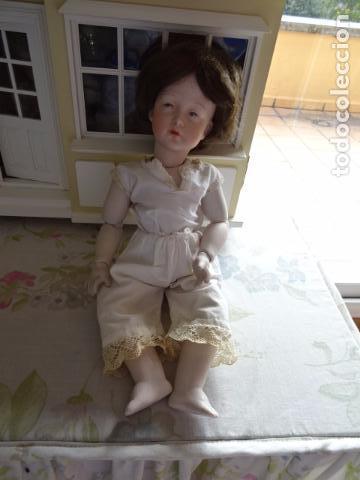 Muñecas Porcelana: MUÑECA DE PORCELANA DE NOMBRE FAYE - SIMON & HALBING S & H 150 - REPRODUCCIÓN - Foto 14 - 83283864