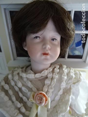 Muñecas Porcelana: MUÑECA DE PORCELANA DE NOMBRE FAYE - SIMON & HALBING S & H 150 - REPRODUCCIÓN - Foto 15 - 83283864