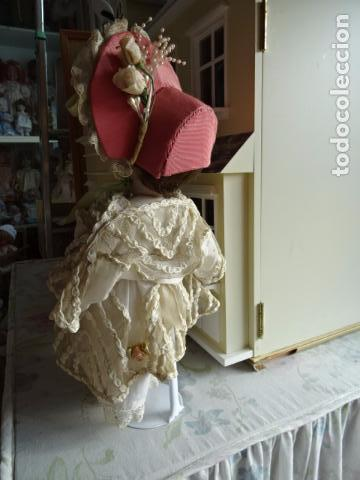 Muñecas Porcelana: MUÑECA DE PORCELANA DE NOMBRE FAYE - SIMON & HALBING S & H 150 - REPRODUCCIÓN - Foto 18 - 83283864
