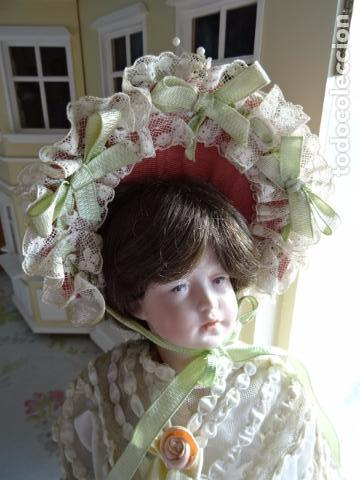 Muñecas Porcelana: MUÑECA DE PORCELANA DE NOMBRE FAYE - SIMON & HALBING S & H 150 - REPRODUCCIÓN - Foto 20 - 83283864