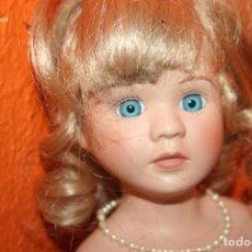 Muñecas Porcelana: LOTE MUÑECAS PORCELANA . Lote 83376096