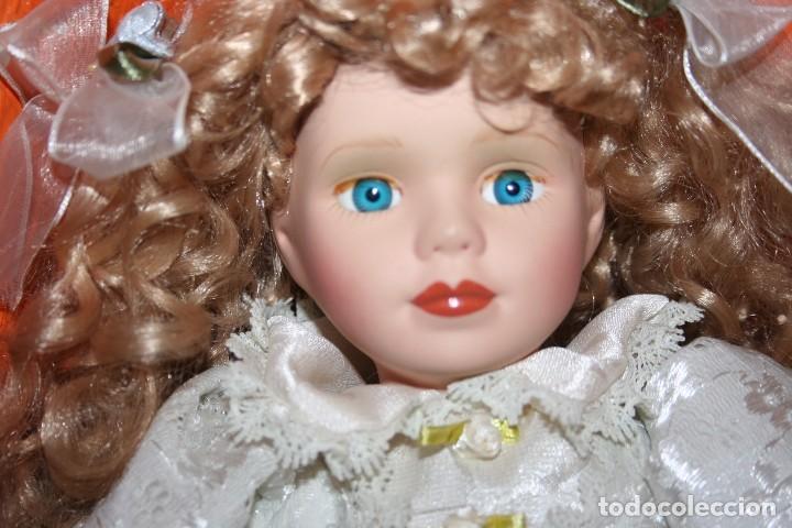 Muñecas Porcelana: lote muñecas porcelana - Foto 2 - 83376096