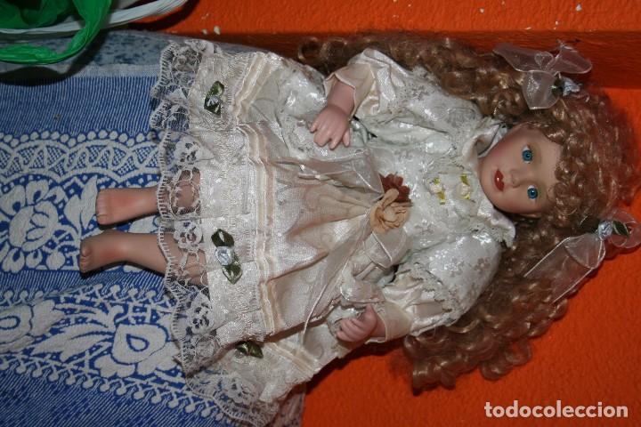 Muñecas Porcelana: lote muñecas porcelana - Foto 3 - 83376096