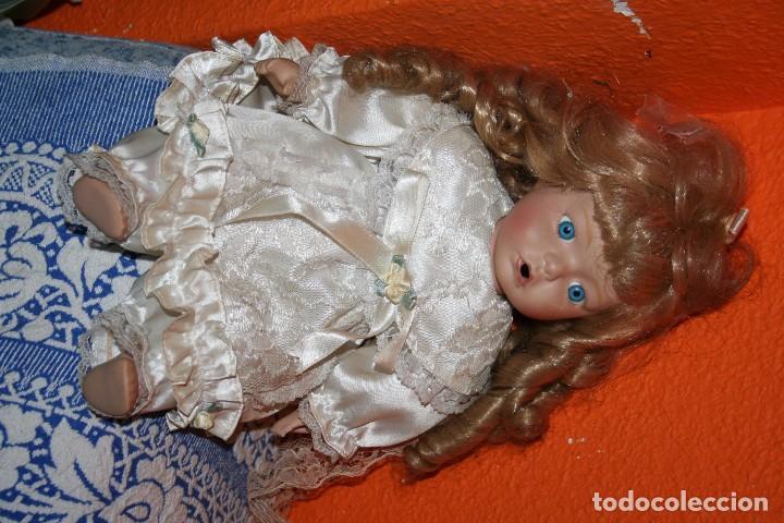 Muñecas Porcelana: lote muñecas porcelana - Foto 6 - 83376096