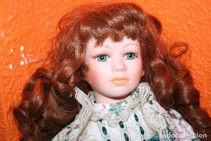 Muñecas Porcelana: lote muñecas porcelana - Foto 10 - 83376096