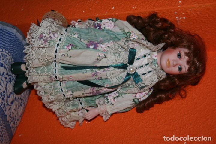 Muñecas Porcelana: lote muñecas porcelana - Foto 11 - 83376096