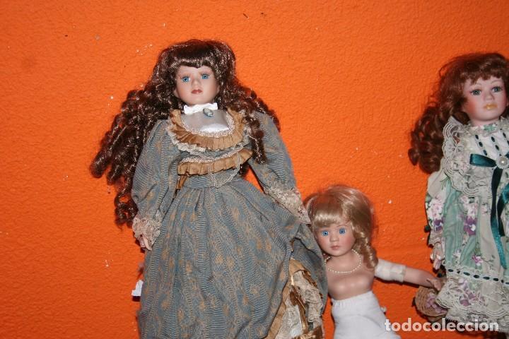 Muñecas Porcelana: lote muñecas porcelana - Foto 20 - 83376096