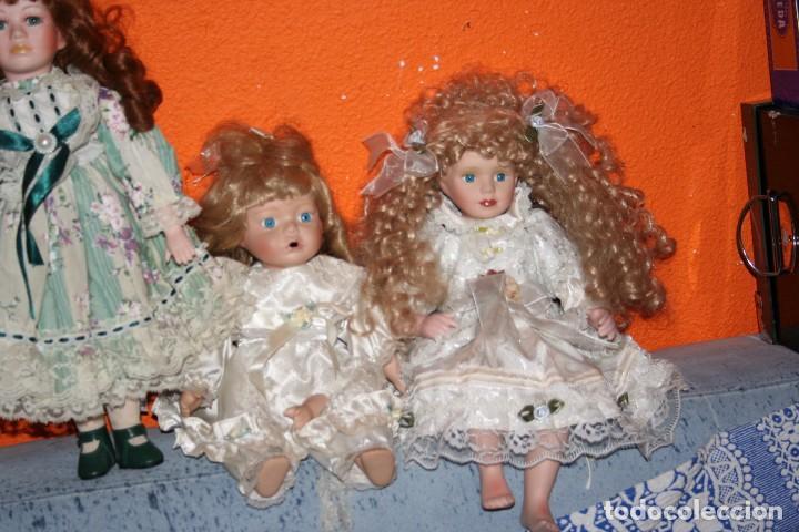 Muñecas Porcelana: lote muñecas porcelana - Foto 22 - 83376096