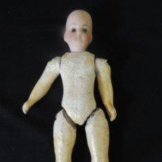 Muñecas Porcelana: MUÑECO SIGLO XIX. Lote 84944104