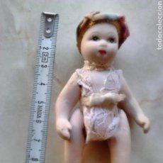 Muñecas Porcelana: VIEJA MUÑECA DE PORCELANA,VER FOTOS. Lote 87244694