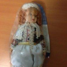 Muñecas Porcelana: MUÑECA PORCELANA FRANCESA EDICIONES RBA. Lote 88864924